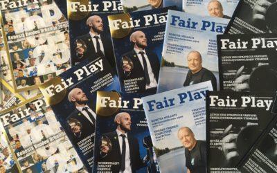 Fair Play -lehti nro 4/2020