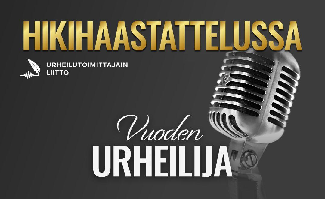 Hikihaastattelussa Vuoden urheilija -podcastin vieraana Teemu Pukki