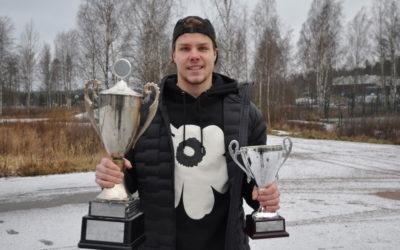 Miro Heiskanen Pääkaupunkiseudun paras urheilija 2020