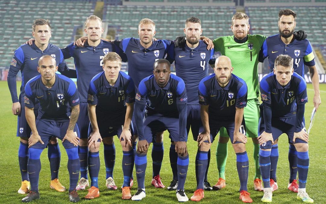 Vuoden joukkue 2020: Jalkapallon miesten A-maajoukkue