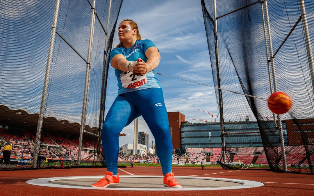 Vuoden nuori urheilija 2020: Silja Kosonen